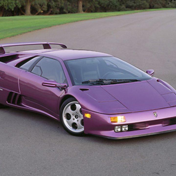 Следващ проект: Lamborghini - Diablo SE30 / 1994
