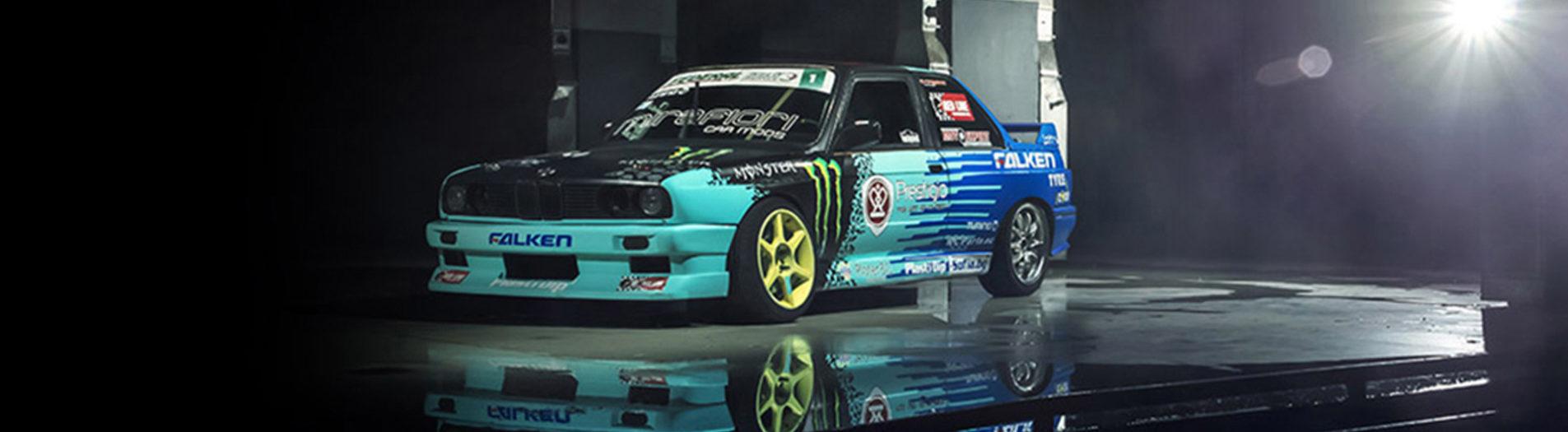 Next project: BMW ///M3 E30 / 1988 / Alex Yazov