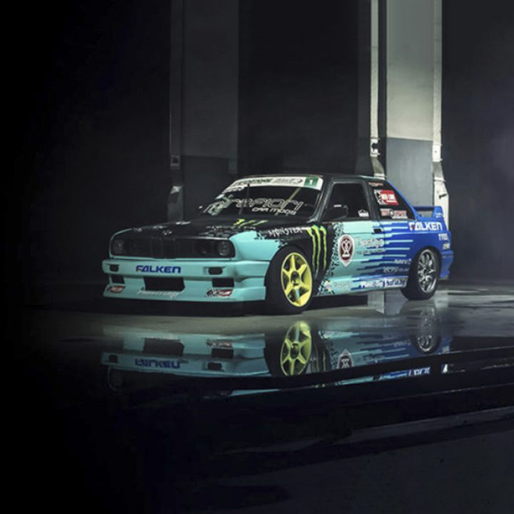 Следващ проект: BMW  ///M3 E30 / 1988 / Алекс Язов