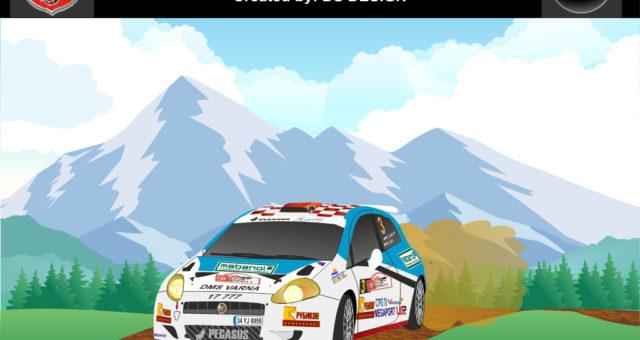 Fiat Abarth Grande Punto S2000 / 2006 (In memory of Todor Slavov)