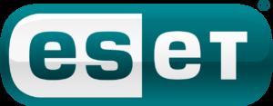 Това е логото на фирма ЕСЕТ. Софтуер за борба с компютърните вируси.