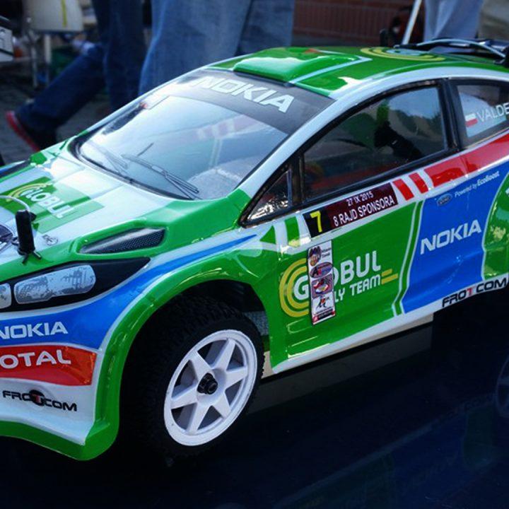 Следующий проект: Ford - Fiesta RS / 2013 / Крумом Дончевым и Пепи Йорданов