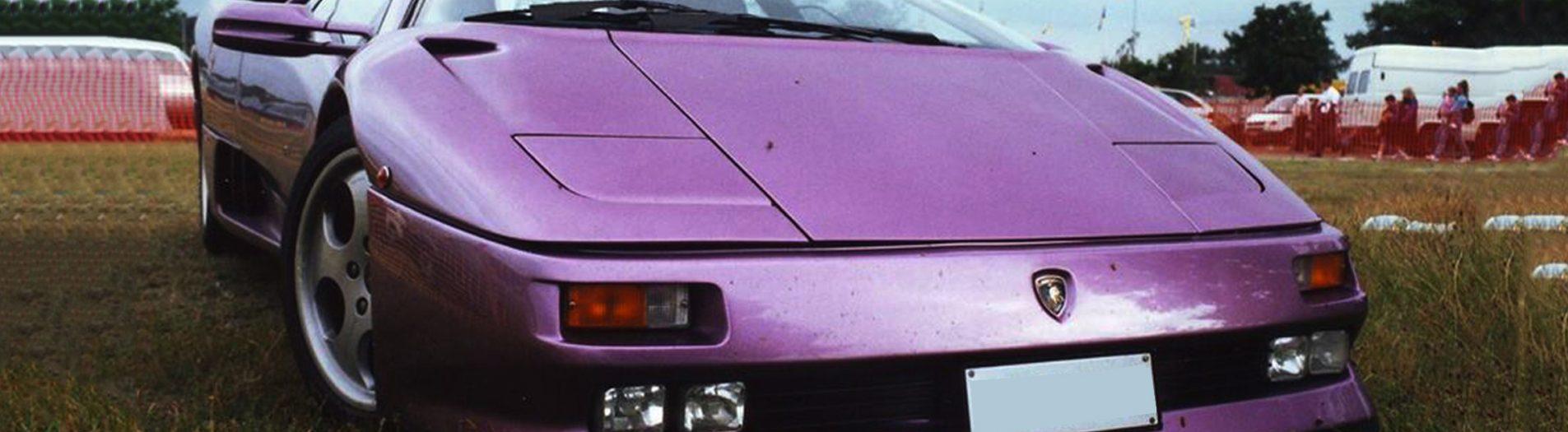 Next project: Lamborghini - Diablo SE30 / 1994