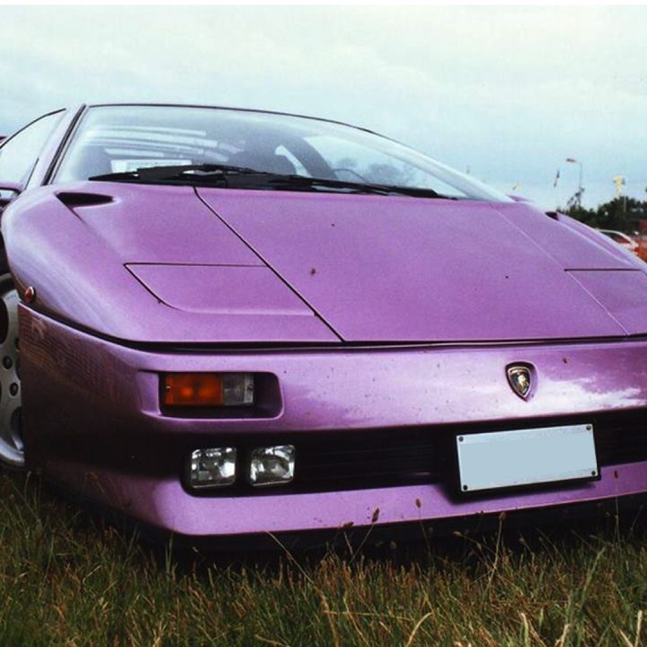 Next project: Lamborghini - Diablo SE30 / 1994