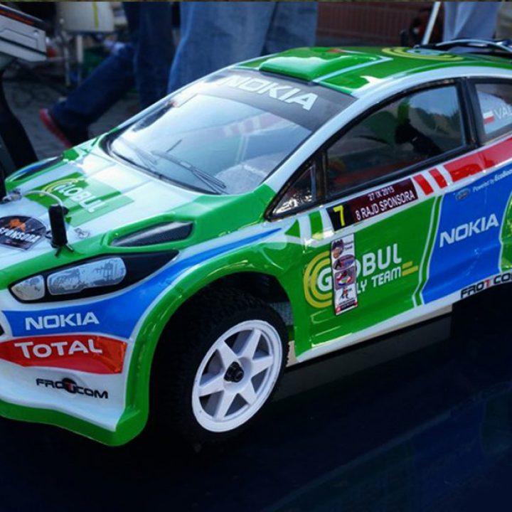 Следващ проект: Ford – Fiesta RS / 2013 / Крум Дончев и Пепи Йорданов